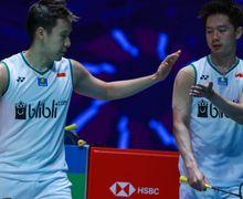 Turun Full Tim, Marcus/Kevin Dkk Siap Mengguncang Malaysia Open 2021