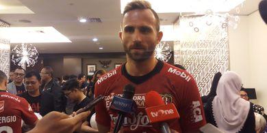 Harapan Spasojevic untuk Sepak Bola Indonesia di Momen HUT RI ke-74