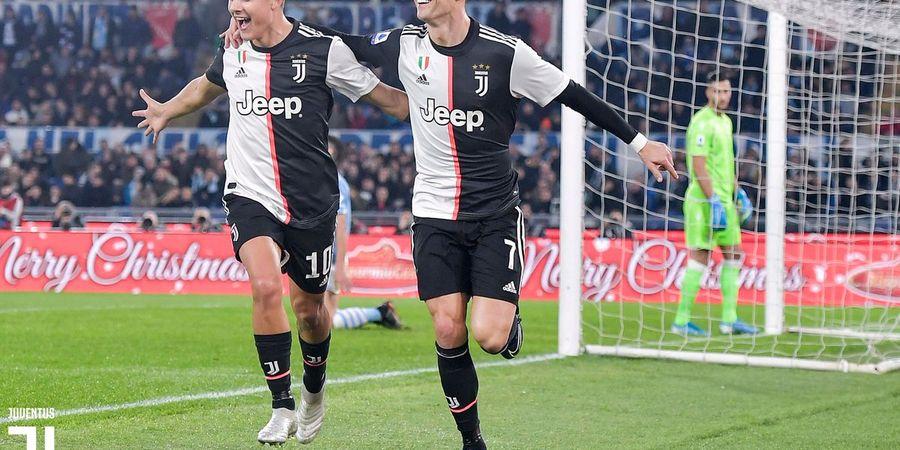 Genoa Vs Juventus - Maurizio Sarri Kembali Andalkan Duet Ronaldo dan Dybala