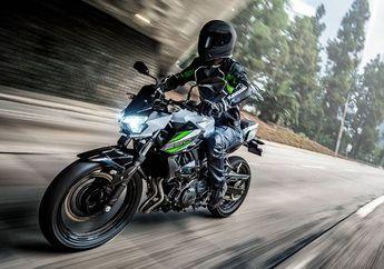 Ini Harga Resmi Kawasaki Z250 Versi Terbaru, di Indonesia Jadi Berapa?