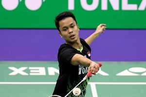 Hong Kong Open 2019 - Jonatan Christie Puji Keberanian Anthony Ginting