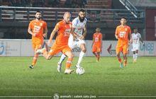 piala indonesia - borneo fc tatap serius laga semifinal kontra persija