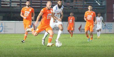 Borneo FC Agendakan Uji Coba Setelah Dikalahkan Persebaya