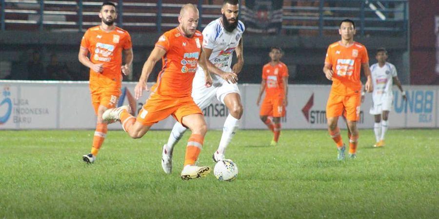 Hasil Liga 1 2019 - Borneo FC Buat Arema FC Semakin Terpuruk