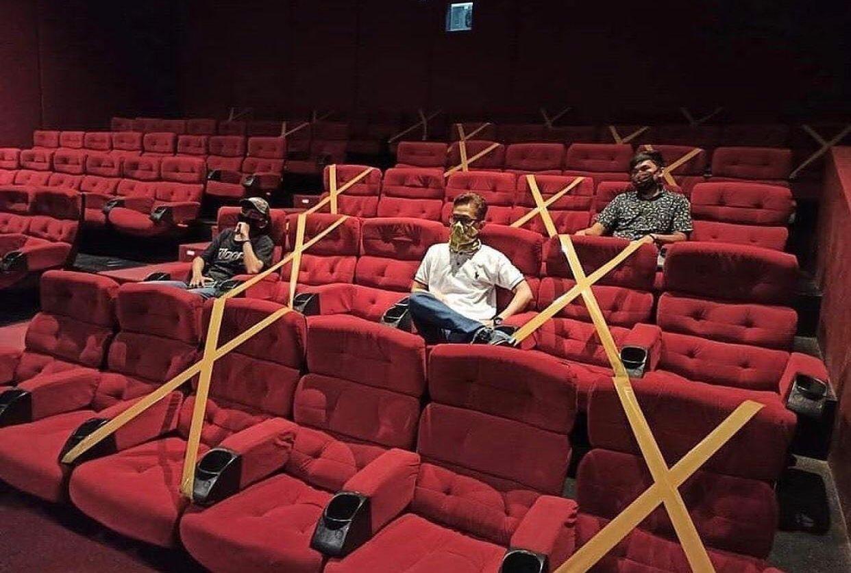 Bioskop Bakal Buka 29 Juli, Tapi Orang-orang Ini Tak Boleh Ikut Nonton -  Semua Halaman - Grid Fame