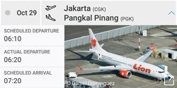 Pesawat Lion Air JT-610 Jatuh, Boeing B737 MAX 8 yang Bisa Tempuh 6150 KM Sekali Terbang