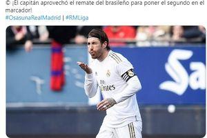 Sergio Ramos Semakin Mendekati Rekor Raul di Real Madrid