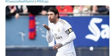 Real Madrid Vs Man City - Ramos Susah Bayangkan Nestapa Lawan