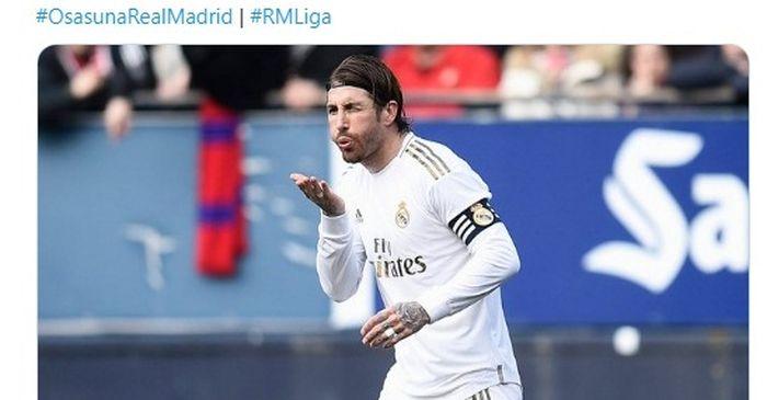 Sergio Ramos Ungkap Final Liga Champions Paling Berharga untuk Real Madrid