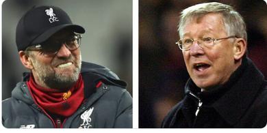 Sir Alex Ferguson Lega Pensiun Setelah Melihat Skuad Juergen Klopp