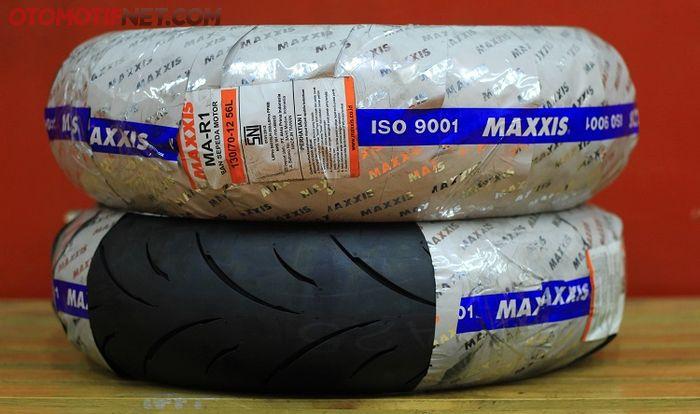 Maxxis punya compound medium dengan harga terjangkau mulai dari Rp 500 ribuan