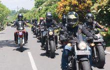 Mantap! Komunitas Rebel Owner Community Turing Jakarta - Bali