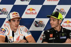 Valentino Rossi Minggir! Inilah Rival di MotoGP yang Paling Membekas bagi Marc Marquez