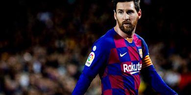 Lionel Messi Punya Sepuluh Rekor yang Jarang Dibicarakan Orang