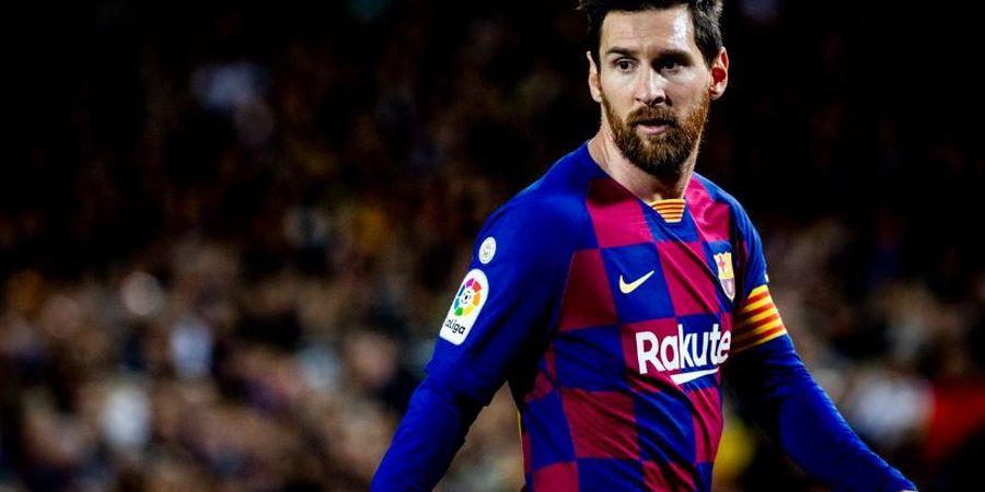 Lionel Messi Mengatakan Bahwa Dirinya Ingin Pergi dari Barcelona