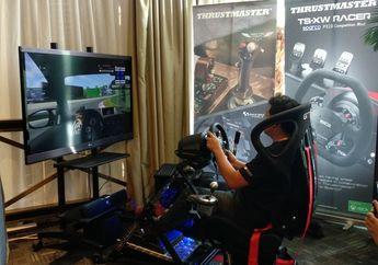 Akhirnya! Thrustmaster Aksesoris Gaming Terbaik Hadir di Indonesia