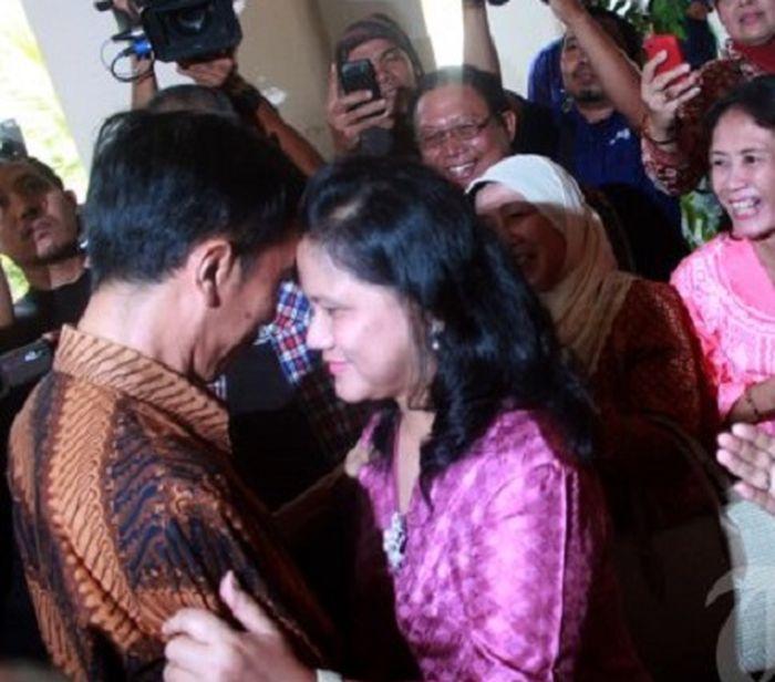 Kisah cinta Joko Widodo dan Iriana
