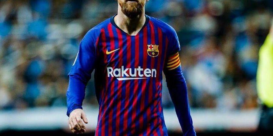 Duel Kunci Barcelona Vs Lyon - Bek Belgia di Jalan Lionel Messi