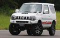 Modifikasi Suzuki Jimny Gen 3 Ini Dibuat Jadi Lebih Tinggi dan Macho