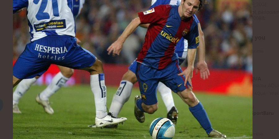 Barcelona vs PSG - Memori Kemenangan Mustahil Pochettino di Camp Nou, Messi Dibuat Mandul