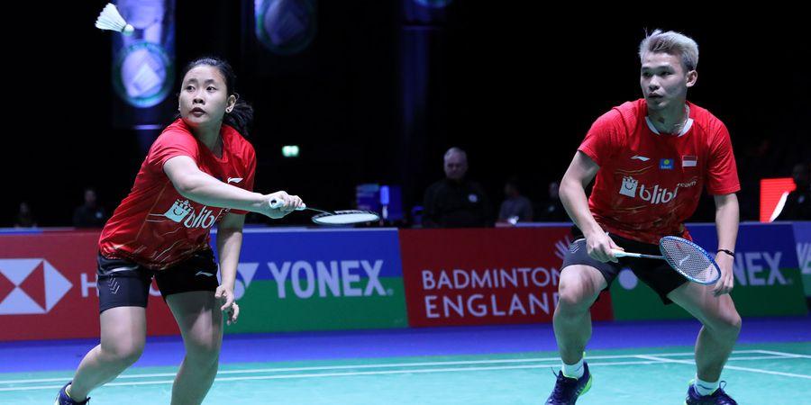 Hasil Japan Open 2019 - Sempat Unggul, Rinov/Pitha Akhirnya Harus Tersisih