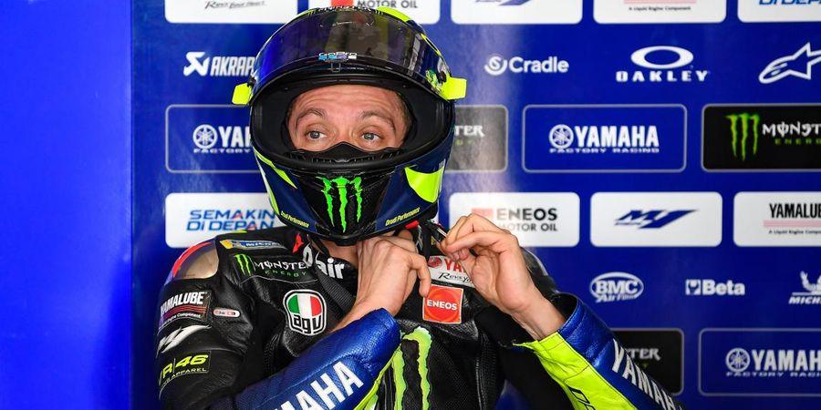 Tempati Posisi Kedua di GP Americas 2019, Valentino Rossi Mengaku Sedikit Menyesal