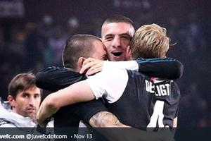 Medhi Benatia Meramalkan Duet Bek Tangguh Masa Depan Juventus