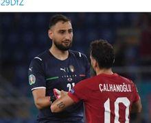 EURO 2020 - Ada 5 Tipe Pemimpin di Skuat Timnas Italia, Apa Saja?
