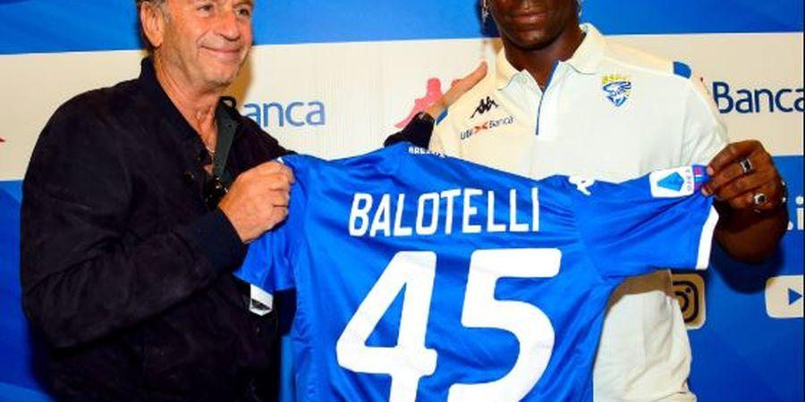 Ternyata Selama Ini Mario Balotelli Hanya Gunakan 30 Persen Kemampuan