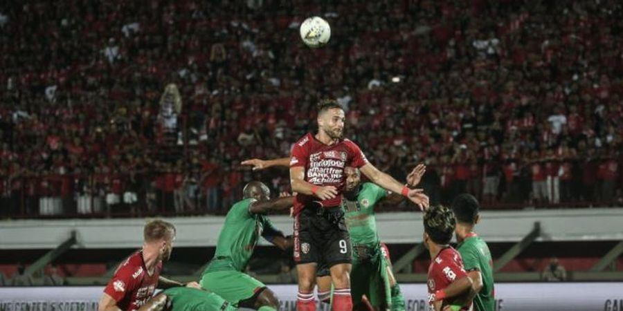 Pertandingan Kontra PSIS Ditunda, Bali United Liburkan Pemain Mereka
