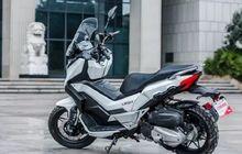 Pabrik China Niru Honda X-ADV, Beda Kapasitas Mesin