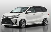 Toyota Veloz Terbaru Gak Usah Neko neko, Ganti Pelek Saja Sudah Cakep