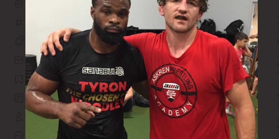 Beralih Jadi Petinju, Tyron Woodley dan Ben Askren Duta Terburuk MMA
