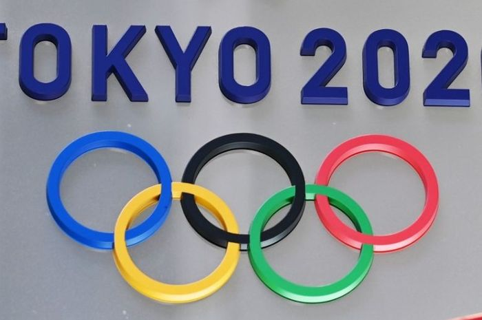 Logo Olimpiade Tokyo 2020