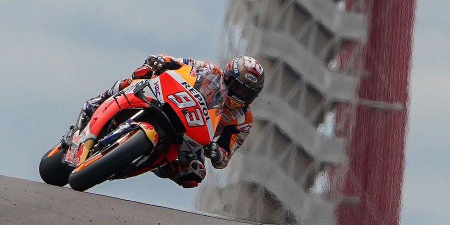 Gagal Finish di GP Americas 2019, Marquez Tidak Bakal Patah Semangat