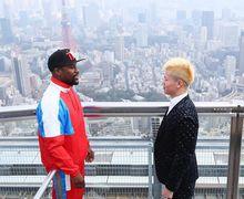 Dikalahkan Floyd Mayweather, Kickboxer Jepang Nangis di Pojokan Ring