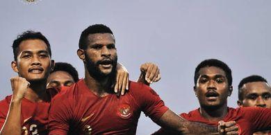 Striker Timnas U-22 Indonesia Kalah Tajam dari Bek Thailand