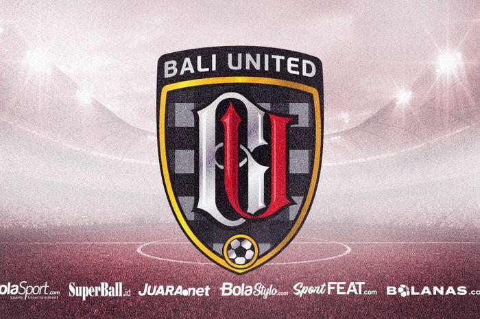 Logo Bali United.