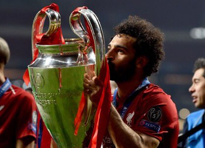 Mohamed Salah bawa Liverpool juara Liga Champions 2019.