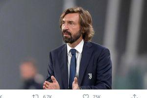 Juventus Takluk, Pirlo Ungkap 3 Penyebab Kekalahan dari Inter Milan