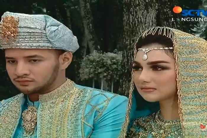 Pernikahan Ammar Zoni dan Irish Bella
