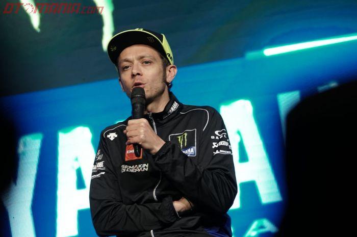 Rossi berencana membuat buku biografi setelah pensiun
