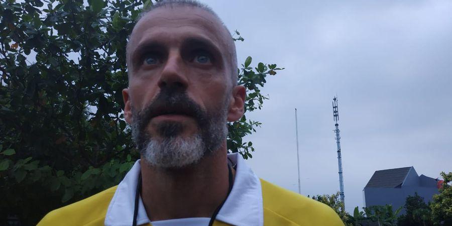 Latih PSS Sleman Selama 40 Hari, Ini Rapor Eduardo Perez