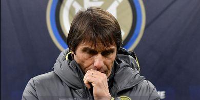 Bermasalah dengan Inter Milan, Conte Bantah Cari Perhatian ke Juventus