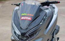 Enggak Kuat Jangan Lihat, Honda PCX 150 Kena Virus Modif 'Cacingan'