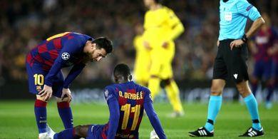 Liverpool Ingin Sulap Pemain Bermasalah Barcelona Menjadi Tenaga Ekstra di Lini Depan