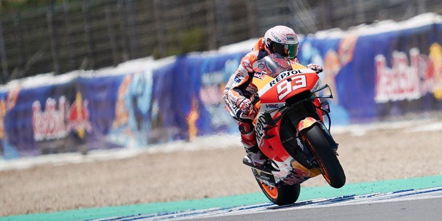 Cuma Punya Marc Marquez, Kans Honda Juara Lebih Kecil daripada Yamaha