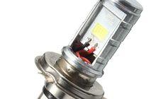 Simpel! Begini Cara Pasang Lampu LED di Motor Matic yang Kelistrikannya Masih AC