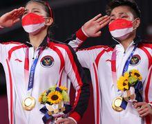 Olimpiade Tokyo 2020 - Banjir Bonus Greysia/Apriyani Disorot Media China