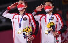 Sabet Medali Emas untuk Indonesia, Greysia Polii dan Apriyani Rahayu Masih Terheran-heran